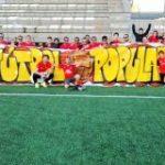 Dal 21 al 23 Luglio Supporters in Campo a Getafe per il 'IV Encuentro de Fútbol Popular'